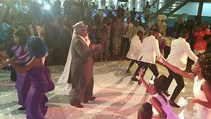 Entrée Dansante mariage 100% Chrétien - Londres