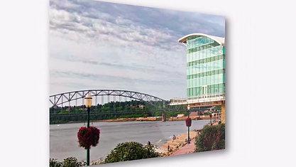 Dubuque Riverwalk