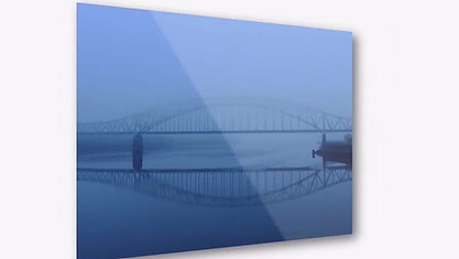 Misty Mornings on the Mississippi