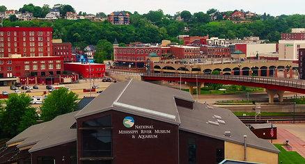 National Mississippi River Museum & Aquarium Promo