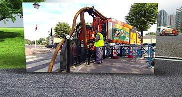 Marais Laying - Cleanfast - FO installation