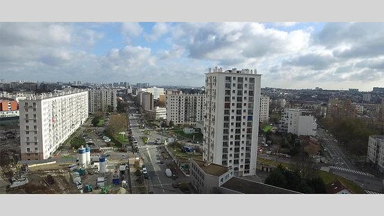 Drone sur Bagneux©Comtown