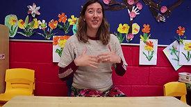 Gaelscoil an Chaisleáin with dance artist Lisa Cliffe - Portal Documentation Award Recipient