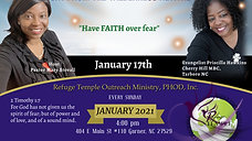 Unnecessary Tears; Subtopic: One Final Test Evangelist Priscilla Hawkins (1/17/2021)