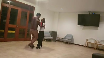 Ensayo All of Me - Alejandra y Camilo (2)