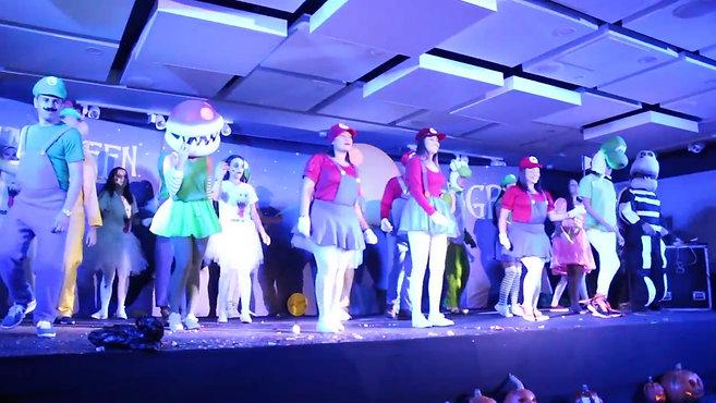Halloween UNGR Mario