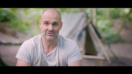 BUSHCRAFT WITH ED STAFFORD AND STEVEN HANTON