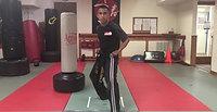 Back stance