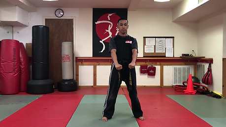 Ready stance