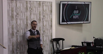 Our Anchored Hope: Justice and Judgement