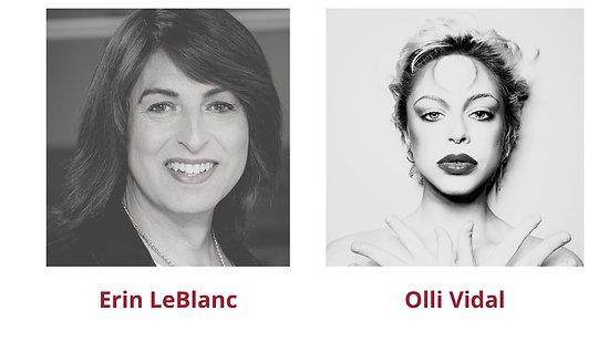 Authentic Conversations Episode 1 with Erin LeBlanc & Olli Vidal