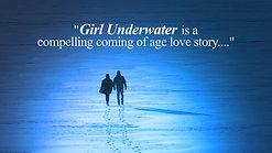Girl Underwater Book Trailer