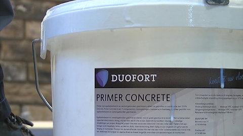 Egalisatievloer Concrete ®