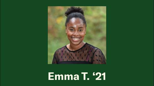 Emma T. '21