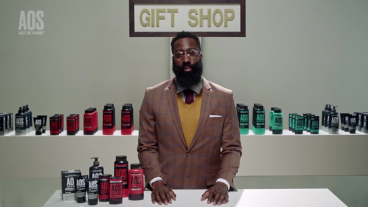 Art Of Sport - James Harden