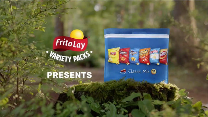 "Frito Lay - Mom Fantasies ""Camping"""