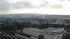 צילום רחפן בירושלים - קצר