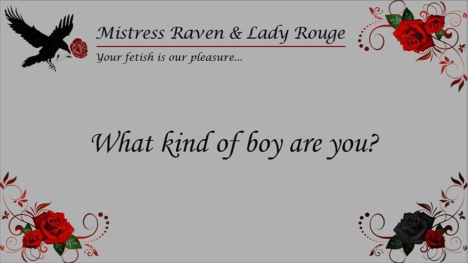 Raven & Rouge