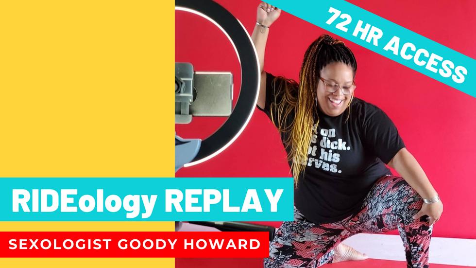 RIDEology Replay 2021