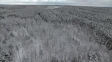 Зимние панорамы эко-поместье Озера