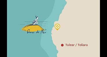Route to Dunes de mer