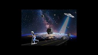 Une balade dans l'espace