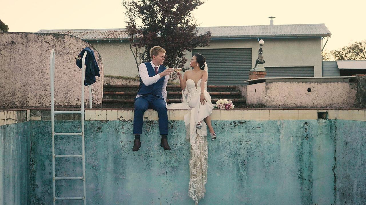 Hamish & Jinice  Wedding Film