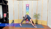 081921 Power Flow Crow and Forearm Headstand 2