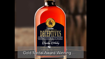 Deceptivus Bourbon Whiskey