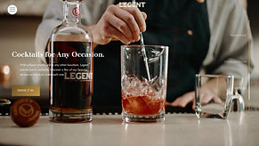 Legent Bourbon Commercial