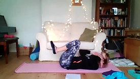Online Pilates Class 1