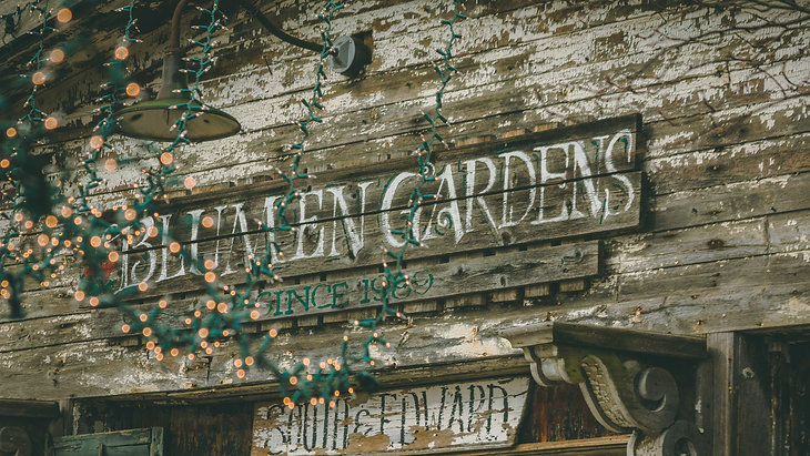 Blumen Gardens Holiday Shop