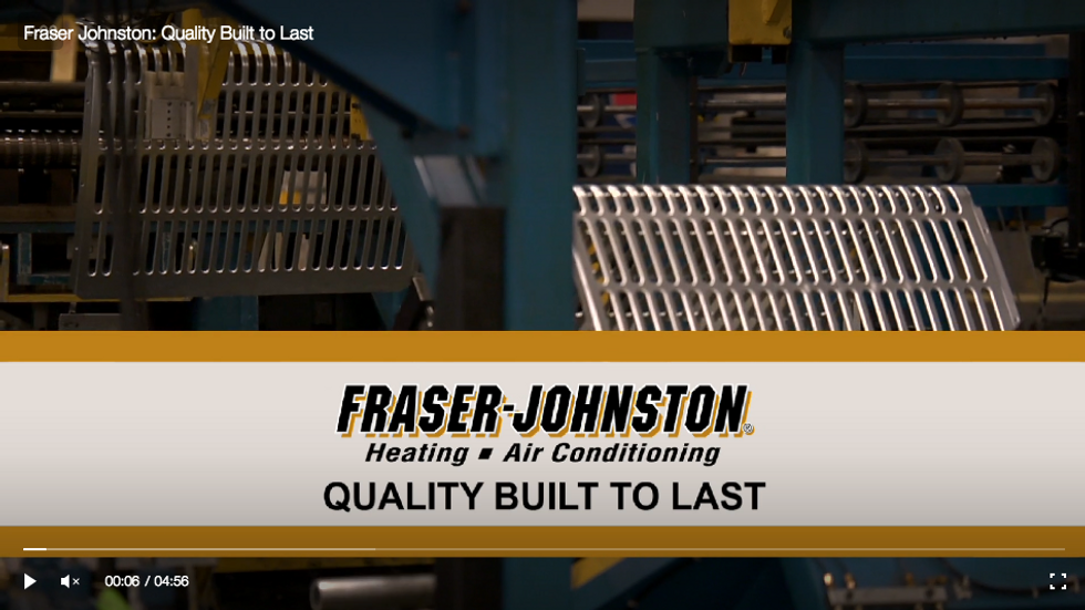 Fraser Johnston: Quality Built to Last