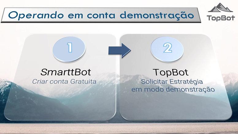 TopBot - Diagrama Primeiros Passos