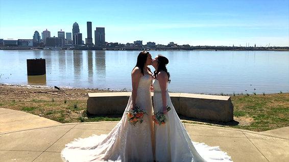 Leanne & Meghan Wedding Trailer