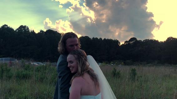 Dustin + Lindsey Wedding Video