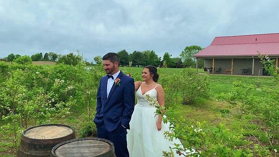 R & J Wedding Trailer