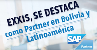 EXXIS, se destaca como Partner de SAP en Bolivia y Latinoamérica