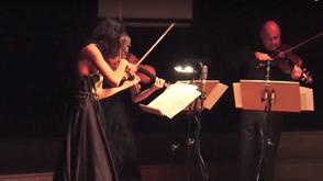 """Antonín Dvořák """"Terzetto"""" op.74 - Introduzione: Allegro ma non troppo"""