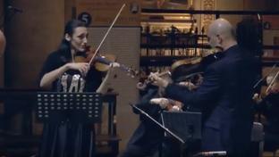 W.A.Mozart Sinfonia Concertante K 364