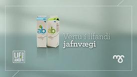 AB - Jafnvægi