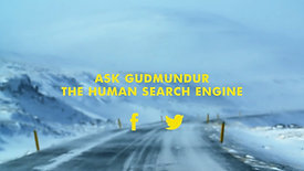 Inspired by Iceland | Ask Gudmundur – The Human Search Engine