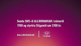 Stígamót - Allir Krakkar