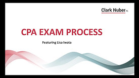 CPA Exam Process