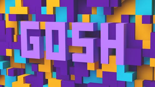 Minecraft for GOSH