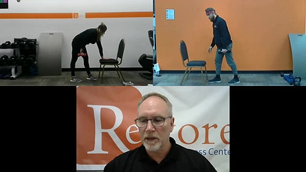 Exercise Therapy #5