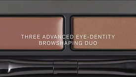 THREE Advanced Eye-Dentity Browshaping Duo