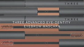THREE Advanced Eye-Dentity Eyebrow Mascara