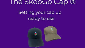 SkooGo Cap ® How to get started  (1)