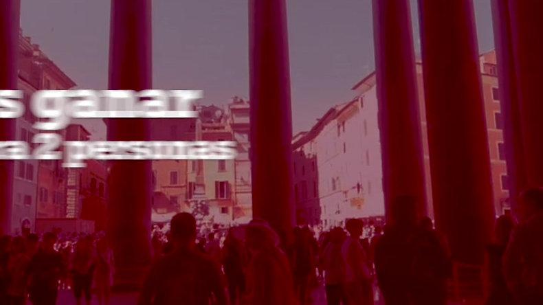 Sorteo Viaje a Roma